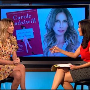 Author Carole Radziwill Talks New Book, 'The Widow's Guide To Sex And Dating'