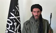 A grab from a video obtained by ANI Mauritanian news agency reportedly shows Islamist leader Mokhtar Belmokhtar, who claims responsibility for the attack on In Amenas. Islamists who held several hostages at an Algerian gas plant sparking a bloody commando raid threatened Friday to stage more attacks, according to a spokesman cited by the Mauritanian news agency