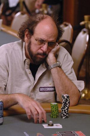 Mike Caro at the 2006 World Series of Poker