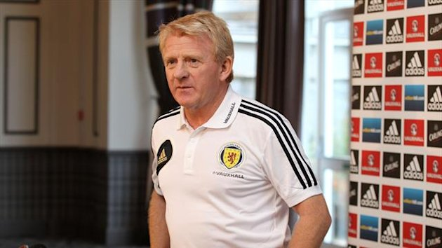 Gordon Strachan is preparing Scotland for his World Cup 'gamble'