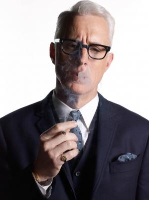 "John Slattery as Roger STerling in ""Mad Men"" Season 4 -- AMC"