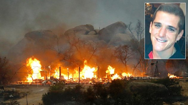 Mother of Fallen Yarnell Hill Firefighter Files Claim Seeking $36 Million (ABC News)