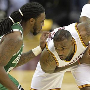 Celtics at Cavs Game 2 recap