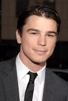 Josh Hartnett at the LA premiere of Universal Pictures' The Black Dahlia