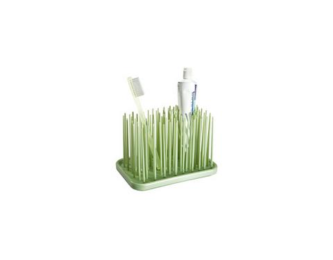Grassy Toothbrush Organizer by Umbra, $8.99, containerstore.com