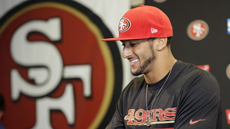 49ers QB Kaepernick receives 6-year extension