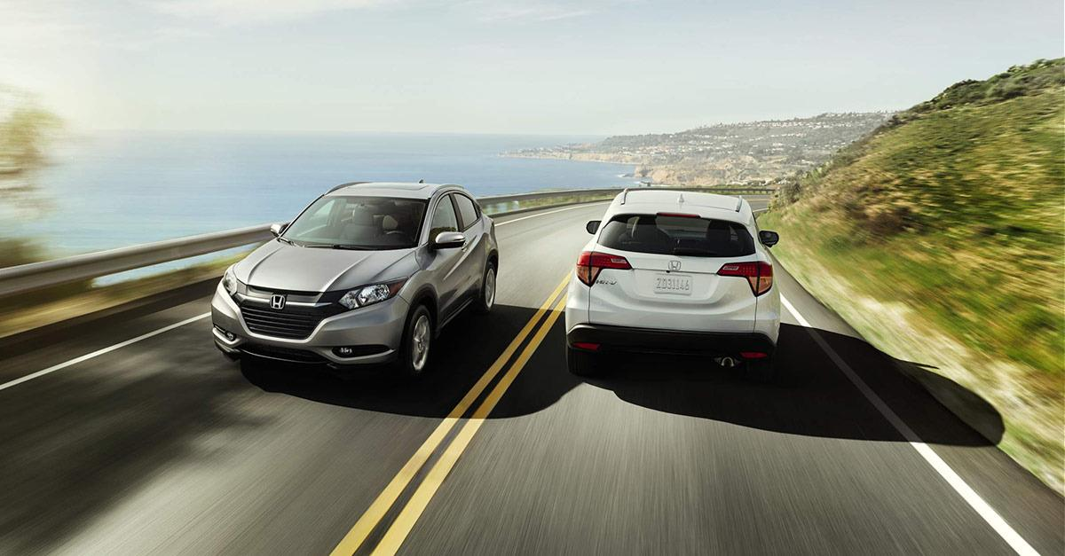 The New HR-V Crossover