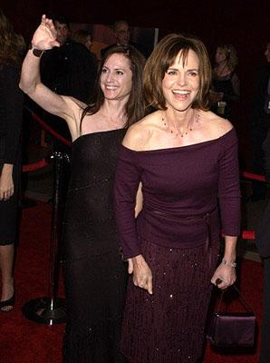 Holly Hunter and Sally Field 53rd Annual Emmy Awards - 11/4/2001
