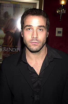 Jeremy Piven at the New York premiere of Serendipity