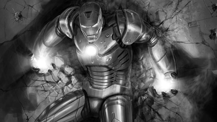 Iron Man Design Art thumbnail
