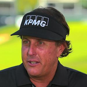 Phil Mickelson talks military charity, reingniting Tiger Woods rivalry