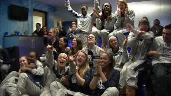Villanova, St. Joe's, Delaware headed to women's tourney