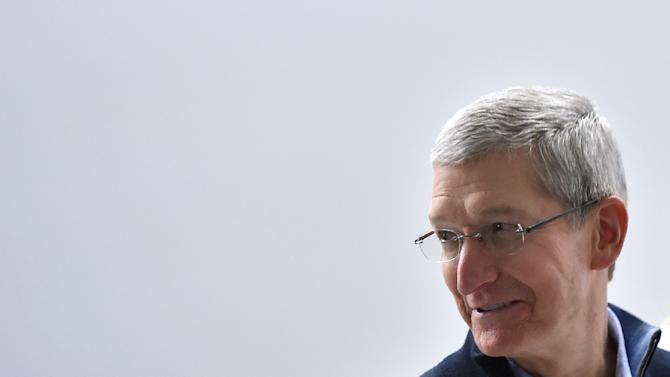 "Apple chief Tim Cook has slammed what he calls a wave of ""dangerous"" laws in several US states that he says promote discrimination and erode equality"