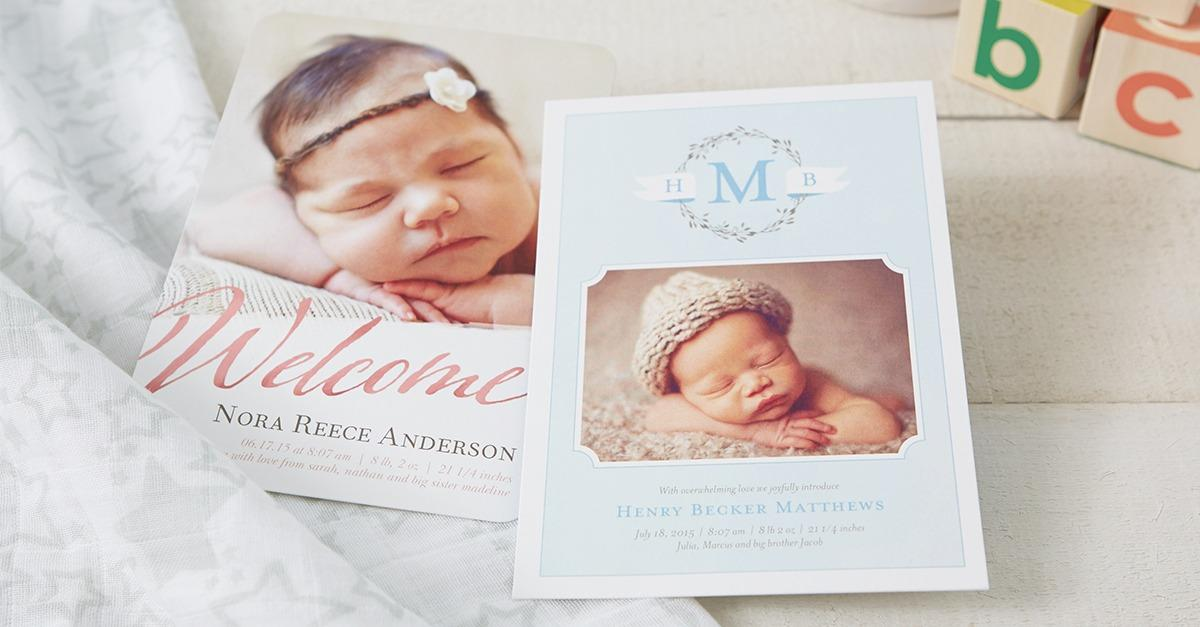 Try out a free Shutterfly card of your choice