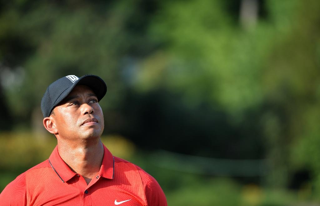 Tiger says he's practicing well, back in December