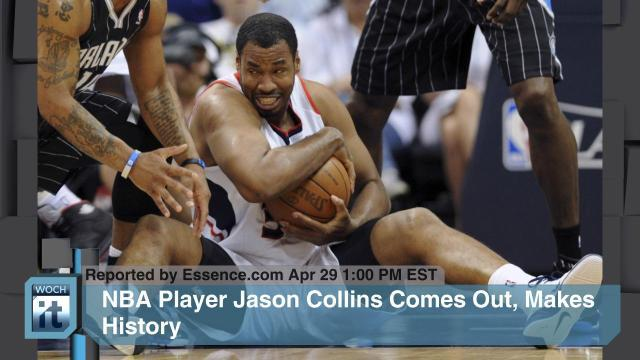 NBA News - Jason Collins, National Basketball Association, U.S. League