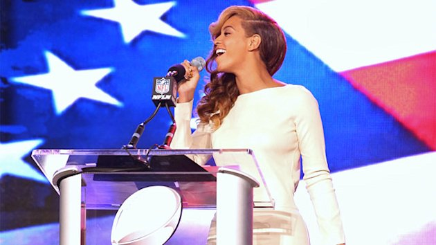 Beyonce Admits to Singing With Pre-Recorded Track at Inauguration (ABC News)