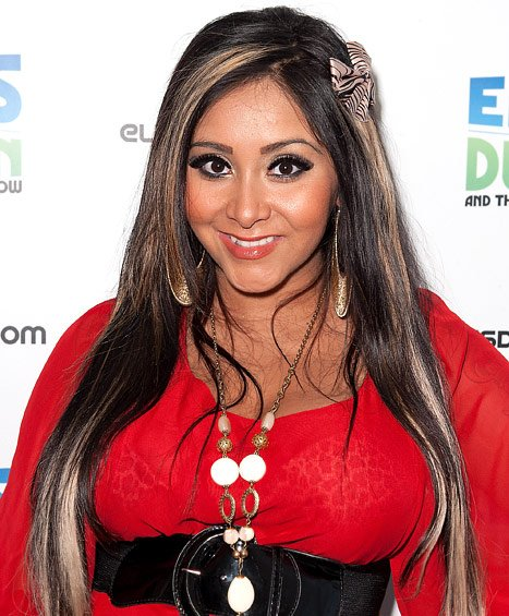 New Mom Snooki