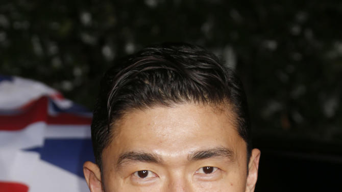 Rick Yune attends the Topshop Topman LA Opening Party At Cecconi's in Los Angeles, on Wednesday, Feb. 13, 2013 in Los Angeles. (Photo by Todd Williamson/Invision for/AP)