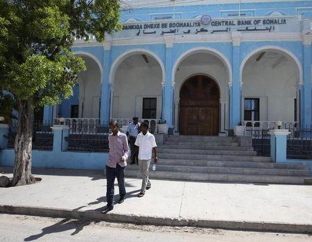 Central bank chief battles to keep Somalia connected to world finance