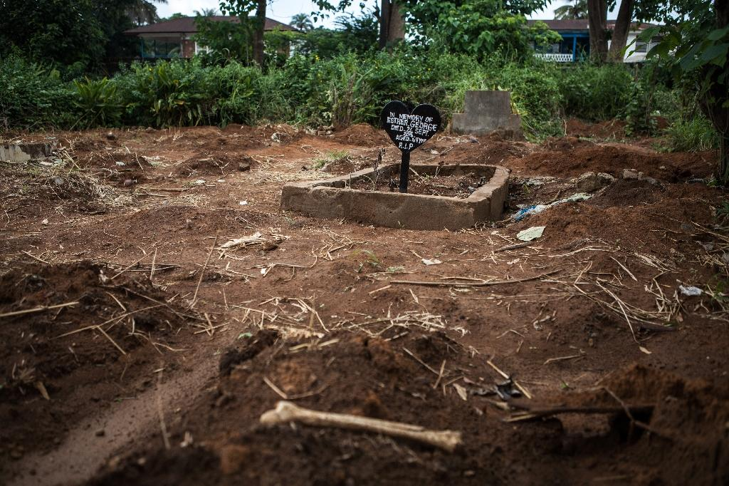 Grave robbers plunder hundreds of tombs in Sierra Leone