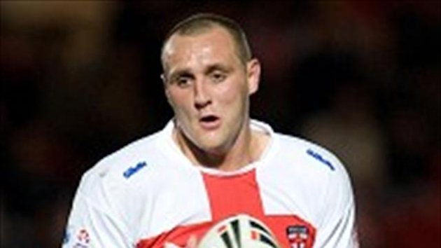 Widnes hope Gareth Hock can instil the fear factor into other teams