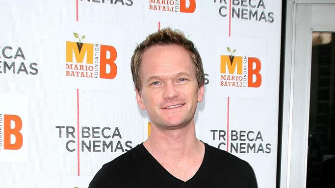 "Neil Patrick Harris attends a benefit screening of ""Up"" at the Tribeca Cinemas on May 9, 2009 in New York City."