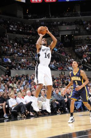 Spurs beat Pacers 101-79 for first 4-0 start