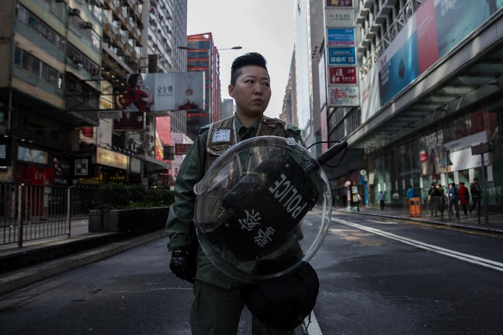 Beijing pins Hong Kong riot on 'radical separatists'