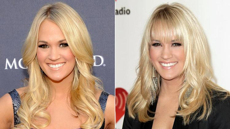 haircuts carrieunderwood