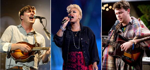 Mumford & Sons, Emeli Sande, Alt-J Lead BRIT Awards Nominations