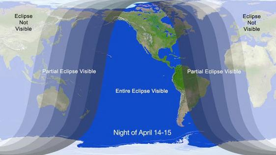 Total Lunar Eclipse Weather: Forecast Bleak for Eastern US, Promising Elsewhere