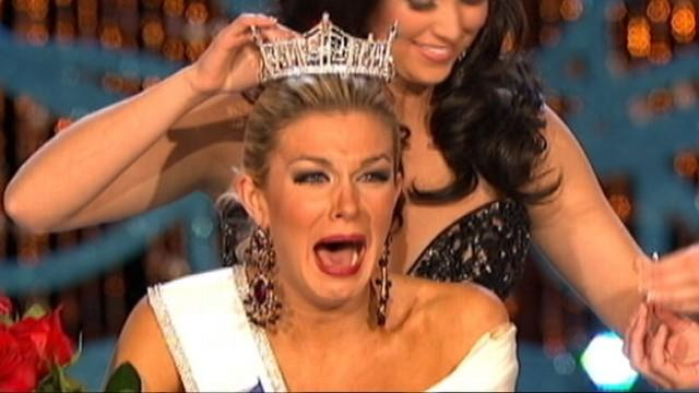 Miss America 2013 Winner: Mallory Hagan, Miss New York