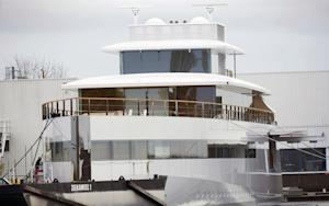 Steve Jobs's Family Forgot to Pay for His 80-Foot Yacht