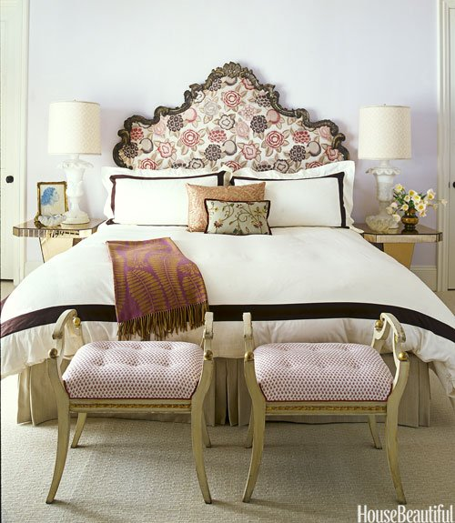 Antique Headboard