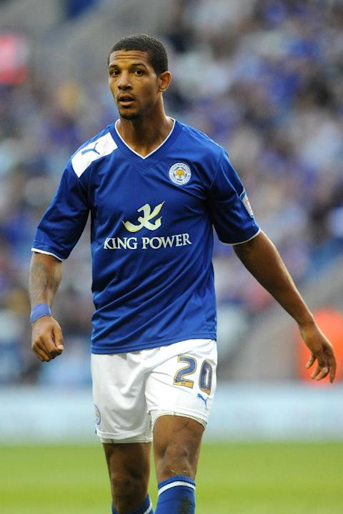 Jermaine Beckford has scored two goals in two starts since joining Huddersfield on loan from Leicester