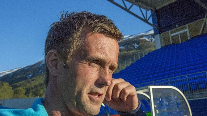Ronny Deila, shown in Tromsoe, Norway on June 4, 2014, looks to start his reign as new Celtic manager with a crucial Champions League victory against KR Reykjavik