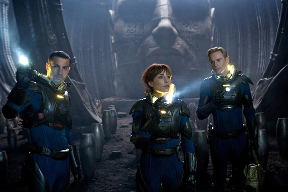 'Prometheus' Review: Does it Match the 'Alien' Prequel Hype?