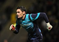 "France coach Didier Deschamps revealed on Thursday that his top goalkeeper Hugo Lloris, pictured in October 2012, is ""finding life difficult"" as he continues to play understudy to Tottenham teammate Brad Friedel and has only been used sporadically under club manager Andre Villas-Boas"