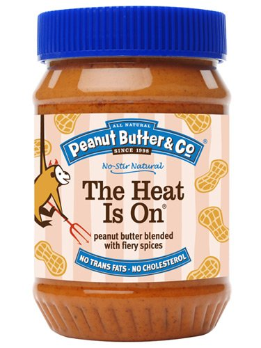 Peanut Butter & Co. The Heat Is On