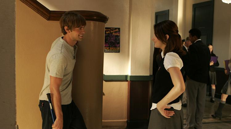 Chace Crawford Haley Bennett The Haunting of Molly Hartley Production Stills Freestyle 2008