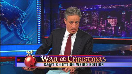 War On Christmas: S#@t's Getting Weird Edition