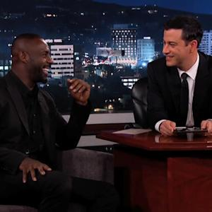 Idris Elba Talks About That Picture Featuring a Very Noticeable Bulge