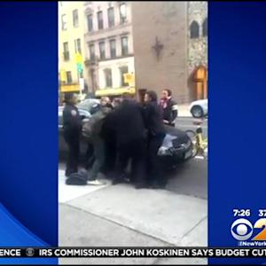 Violent Confrontation Between Police And Teenage Boy Posted Online