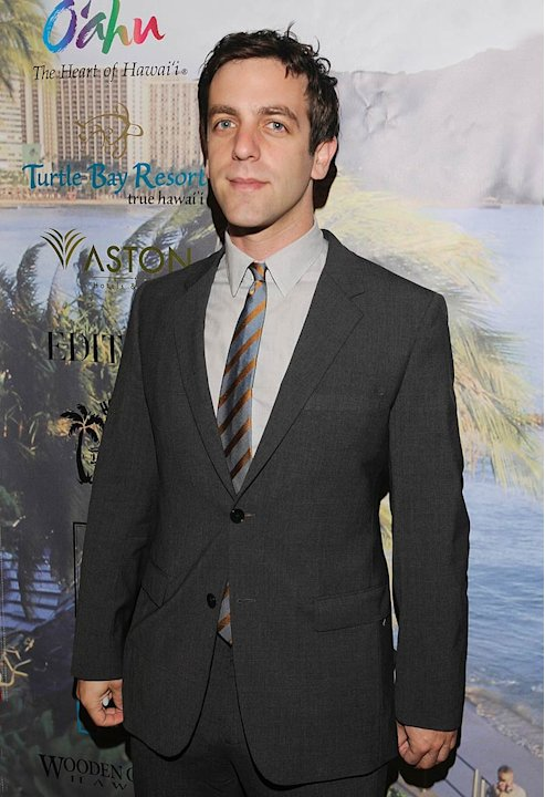 BJ Novak Critics Choice Aw