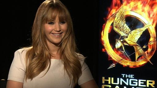 The Hunger Games: Interview With Jennifer Lawrence