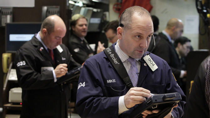 Stocks rise modestly on February jobs report