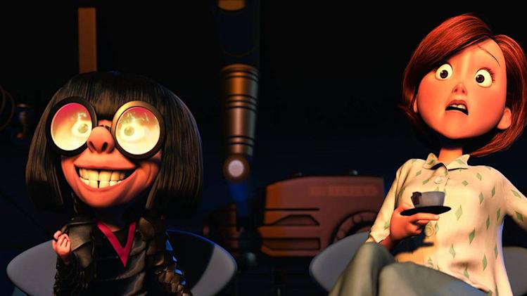The Incredibles Production Photos Walt Disney Pixar 2004