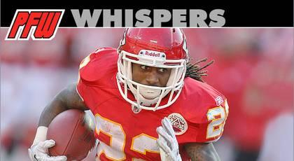 McCluster should benefit from Reid hire