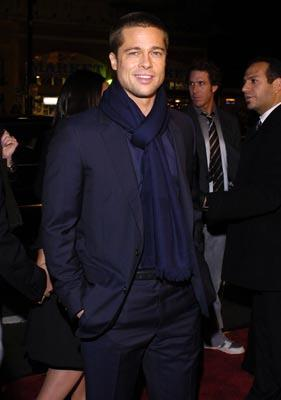 Brad Pitt at the LA premiere of Universal's Along Came Polly